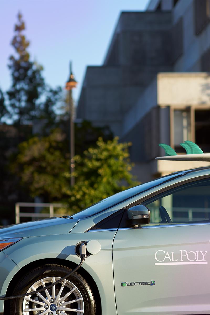 Transportation - Sustainability - Cal Poly